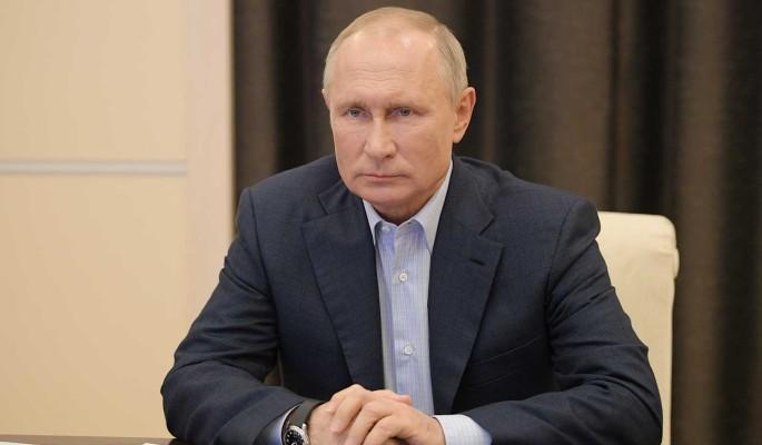 """""""Топтаться на месте бессмысленно"""": Путин об отмене карантина"""