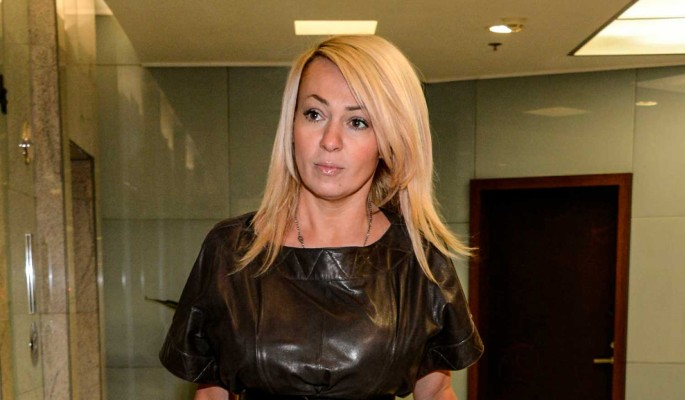 Яна Рудковская объявила о разрыве отношений в результате конфликта