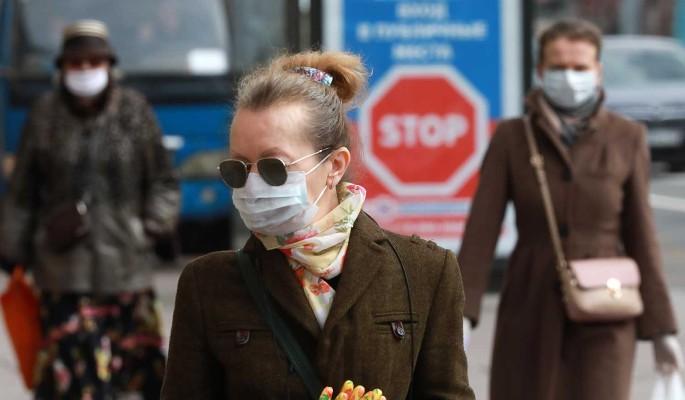 Почти четверть миллиона заболевших: коронавирус в России взял новую высоту