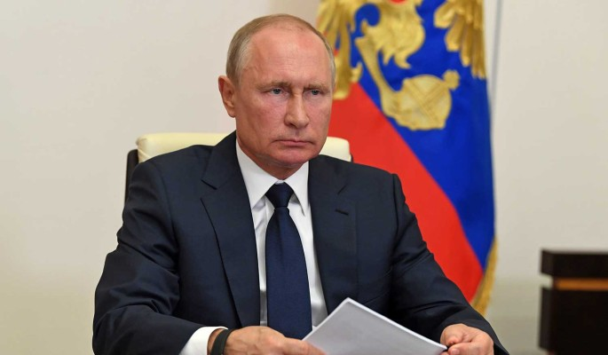 Путин разнес министерства из-за выплат в связи с коронавирусом