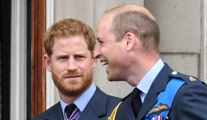 Общая беда примирила принцев Гарри и Уильяма