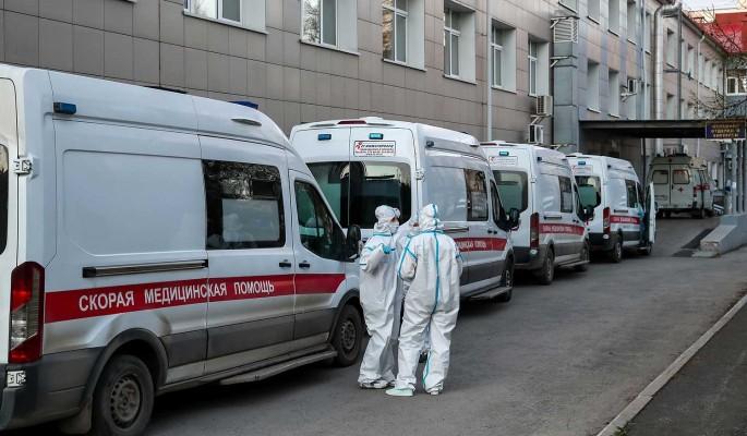 В США твердят о сильно заниженном числе заболевших коронавирусом в России