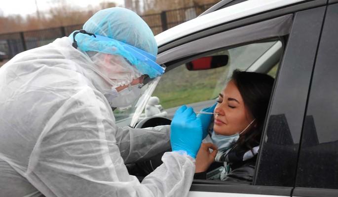 Врач назвал пользу массового тестирования на коронавирус в Москве