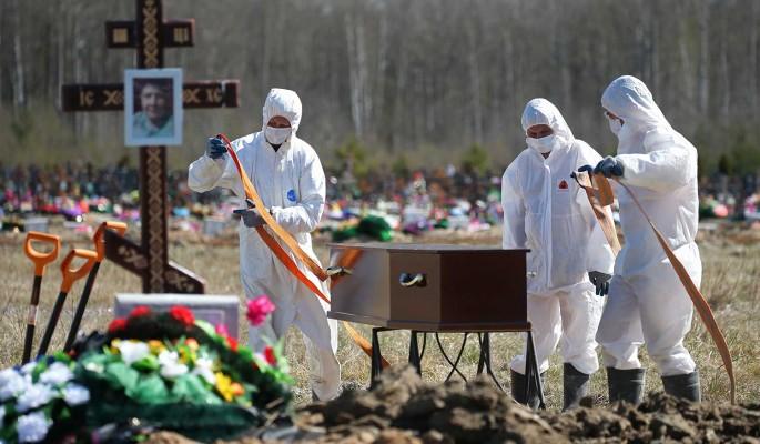 Россиянам предложили скидку на похоронные услуги на фоне коронавируса