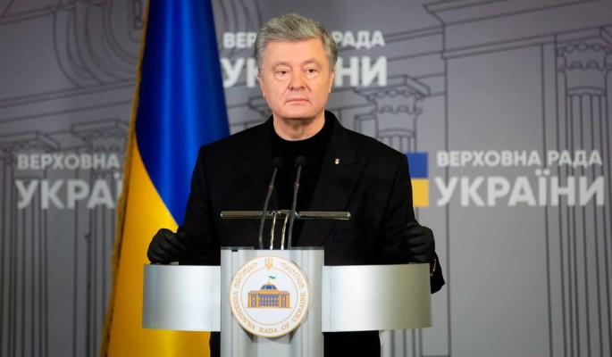 Обнародовано доказательство вины Порошенко в провокации у Крымского моста