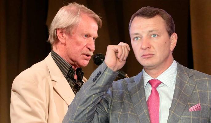Престарелый Краско влез в грязный скандал с неадекватным Башаровым