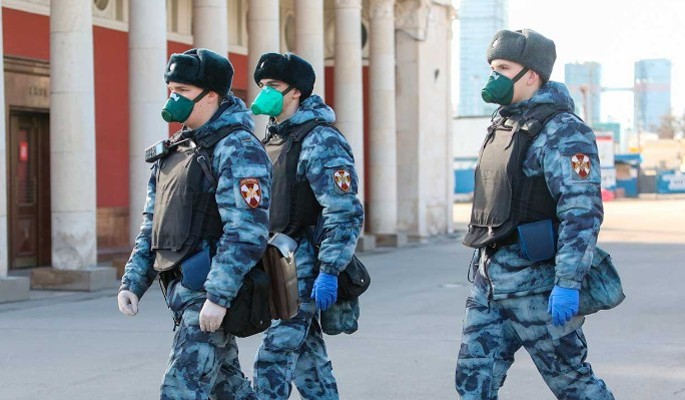 Россиян напугали новым ужесточением карантина из-за коронавируса