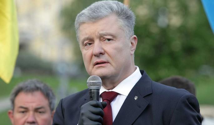 Обнародовано доказательство государственный измены Порошенко