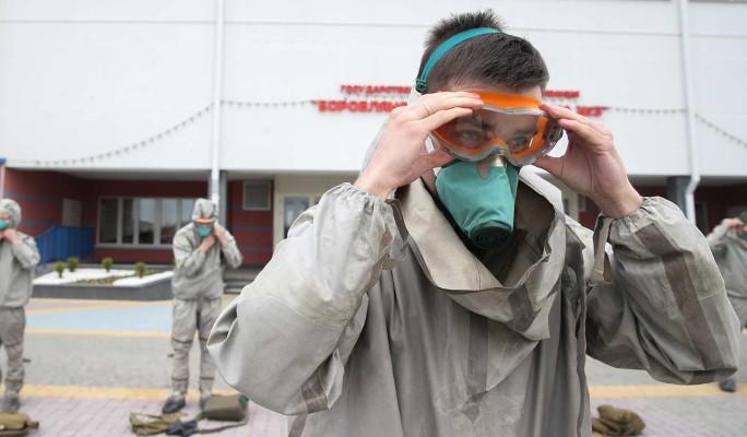 Из-за коронавируса в Белоруссии люди брошены на произвол судьбы