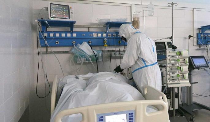 Коронавирусом в России заразились больше 300 тысяч человек