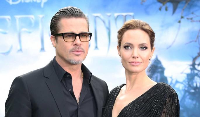 Ревнивая Джоли закатила Питту истерику из-за новой любовницы