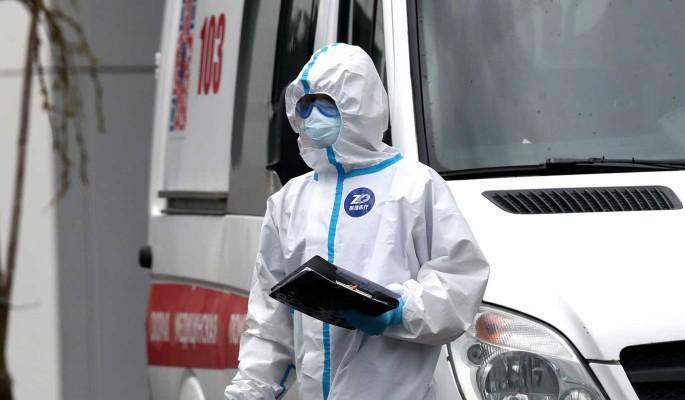Коронавирус в России унес больше трех тысяч жизней