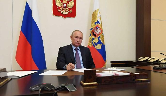 Путин допустил вероятность второй волны коронавируса в России