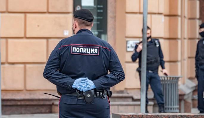 Заложник снял на видео захватчика банка в Москве