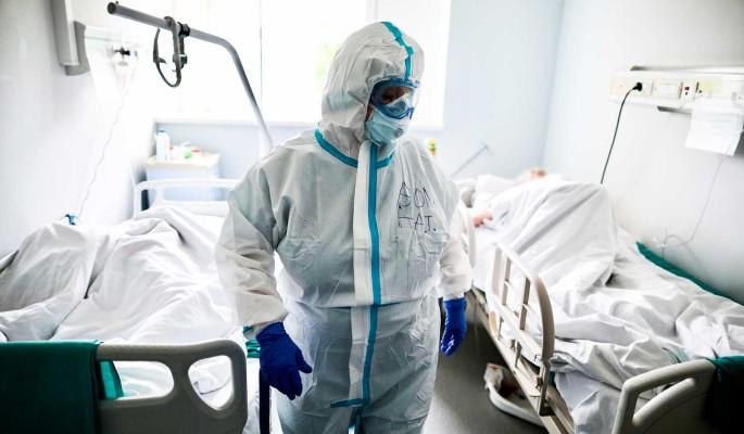 За сутки выявлено 8 946 зараженных коронавирусом в России