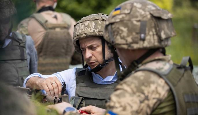 Мобилизация резервистов: зачем Зеленский отправил войска в Донбасс