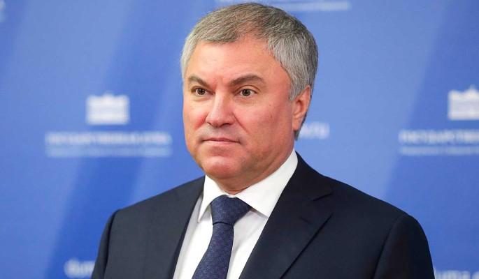 Володин предложил Решетникову оценить эффективность мер по поддержке россиян