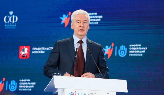 Собянин: С 1 июня начинается новый этап снятия ограничений