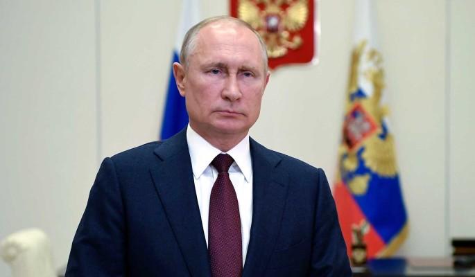 Путин объявил 24 июня выходным днем из-за парада Победы