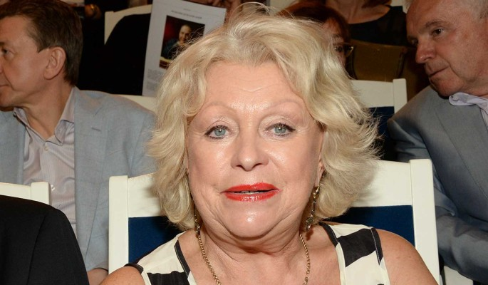 Тяжелая болезнь поставила крест на встречах 71-летней Поргиной с прекрасным итальянцем