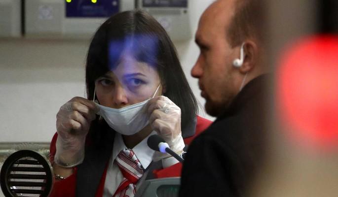Коронавирус в России за последние сутки выявили у 8 536 человек