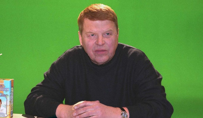 Умер больной раком Михаил Кокшенов