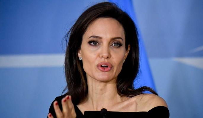 Стали известны подробности дня рождения Анджелины Джоли: А где Питт?