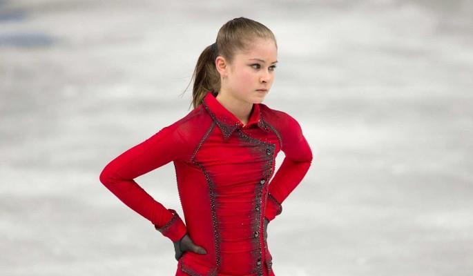 Спортивный агент: Олимпийская чемпионка Юлия Липницкая беременна