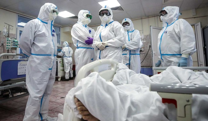 Глава Роспотребнадзора заявила о риске новой вспышки коронавируса