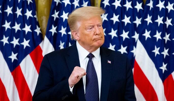 """Сериал о Дональде Трампе """"Правило Коми"""" спровоцировал скандал в США"""