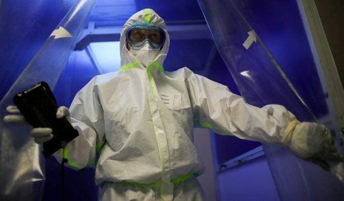 За сутки в России обнаружили 7972 зараженных коронавирусом
