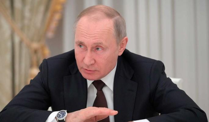 Путин ответил Зеленскому на слова о развязавшем Вторую мировую войну СССР