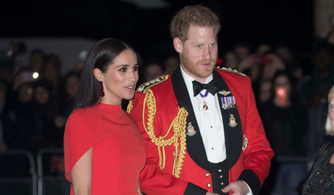 Принц Гарри и Меган Маркл сделали последнее ради отречения от монарших обязанностей