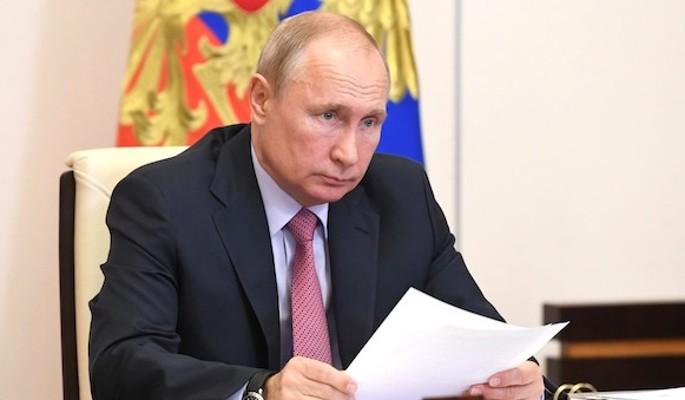 Путин высказался о второй волне коронавируса в России