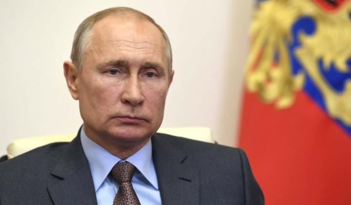 Путин ответил на вопрос о выдвижении на пост президента в 2024 году