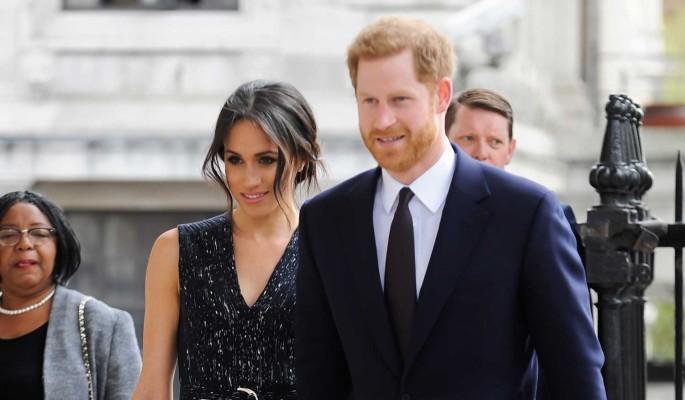 Меган Маркл и принц Гарри пошли наперекор королеве