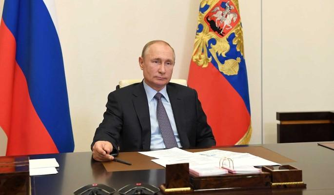 Путин объявил о новых выплатах семьям с детьми до 16 лет