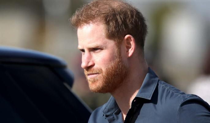 Принц Гарри бросил Меган Маркл и сына