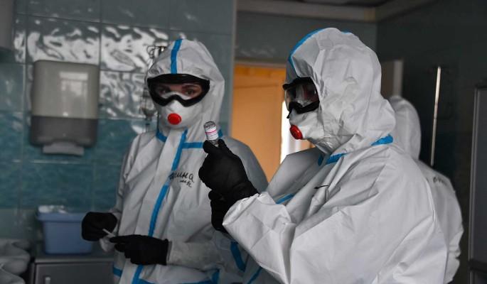 Коронавирус в России: за сутки выявлено 7 113 инфицированных