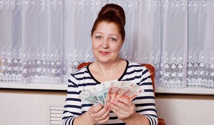На пенсии в России дополнительно направят более 4 трлн рублей