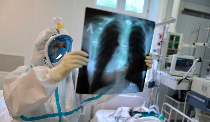 Коронавирус в России: за сутки выявлено 6 800 инфицированных