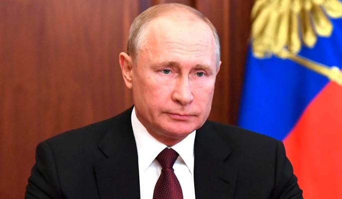 Путин: Эпидемия коронавируса в России отступает thumbnail