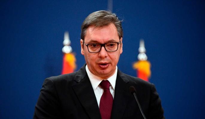 Президент Сербии после парада Победы в Москве заговорил о вступлении в ЕС