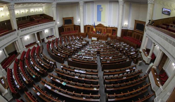 В Раде рассказали о тайном соглашении по сокращению численности украинцев