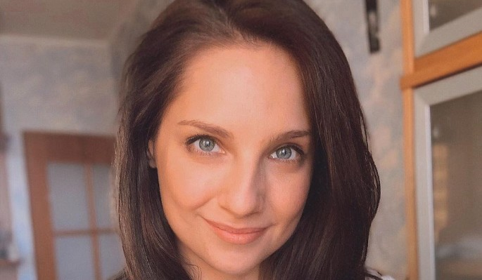 Актриса Мария Иващенко из сериала