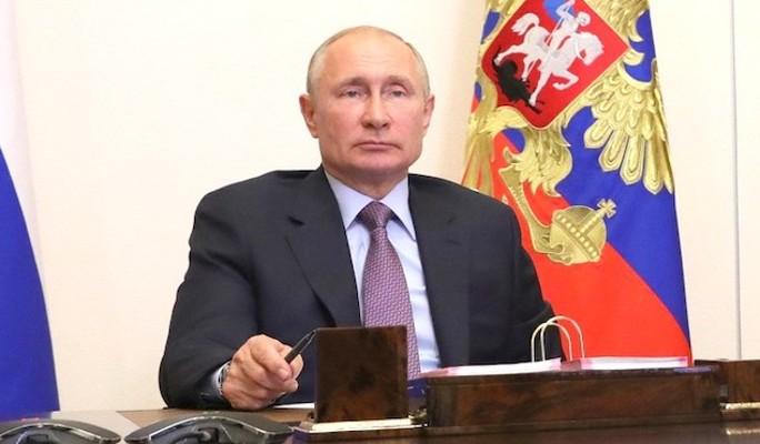 Путин озвучил результаты всех своих тестов на коронавирус