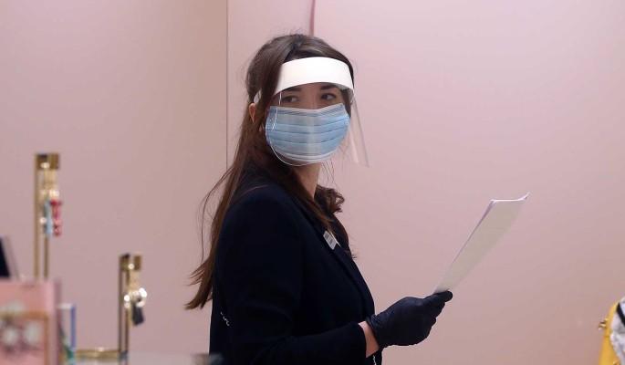 Коронавирус в России за сутки обнаружен у 6 693 человек