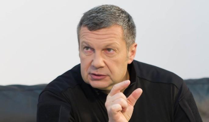 """""""Взяла и разорвала"""": Соловьев заявил о фиаско Собчак"""