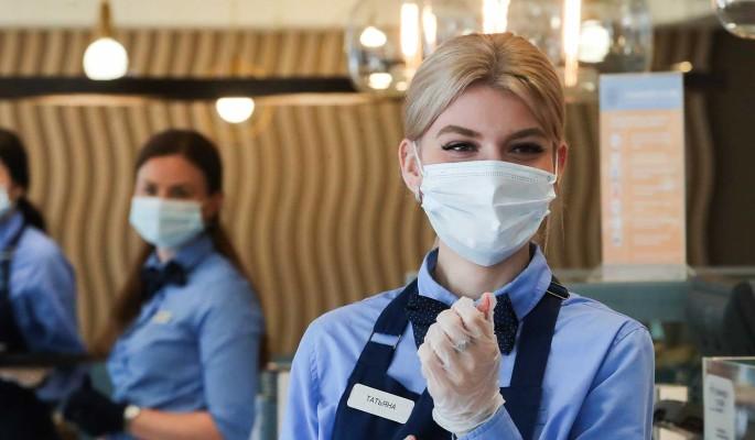 Коронавирус в России за сутки обнаружен у 6 760 человек