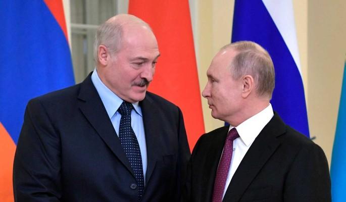 Журналист раскрыл детали разговора Путина и Лукашенко об объединении России и Белоруссии